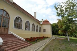 Ottományi Kiállítóház - Casa de Expoziții Otomani exterior