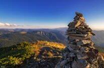 Cornu Munţilor peak