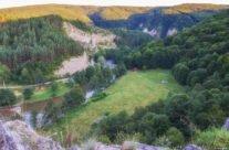 Vedere panoramică Șuncuiuș