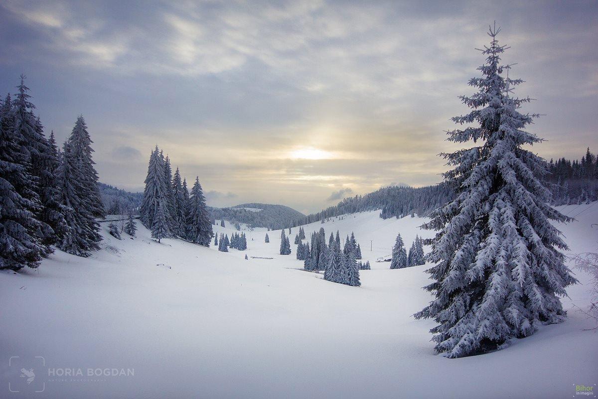 Iarna spre Glavoi
