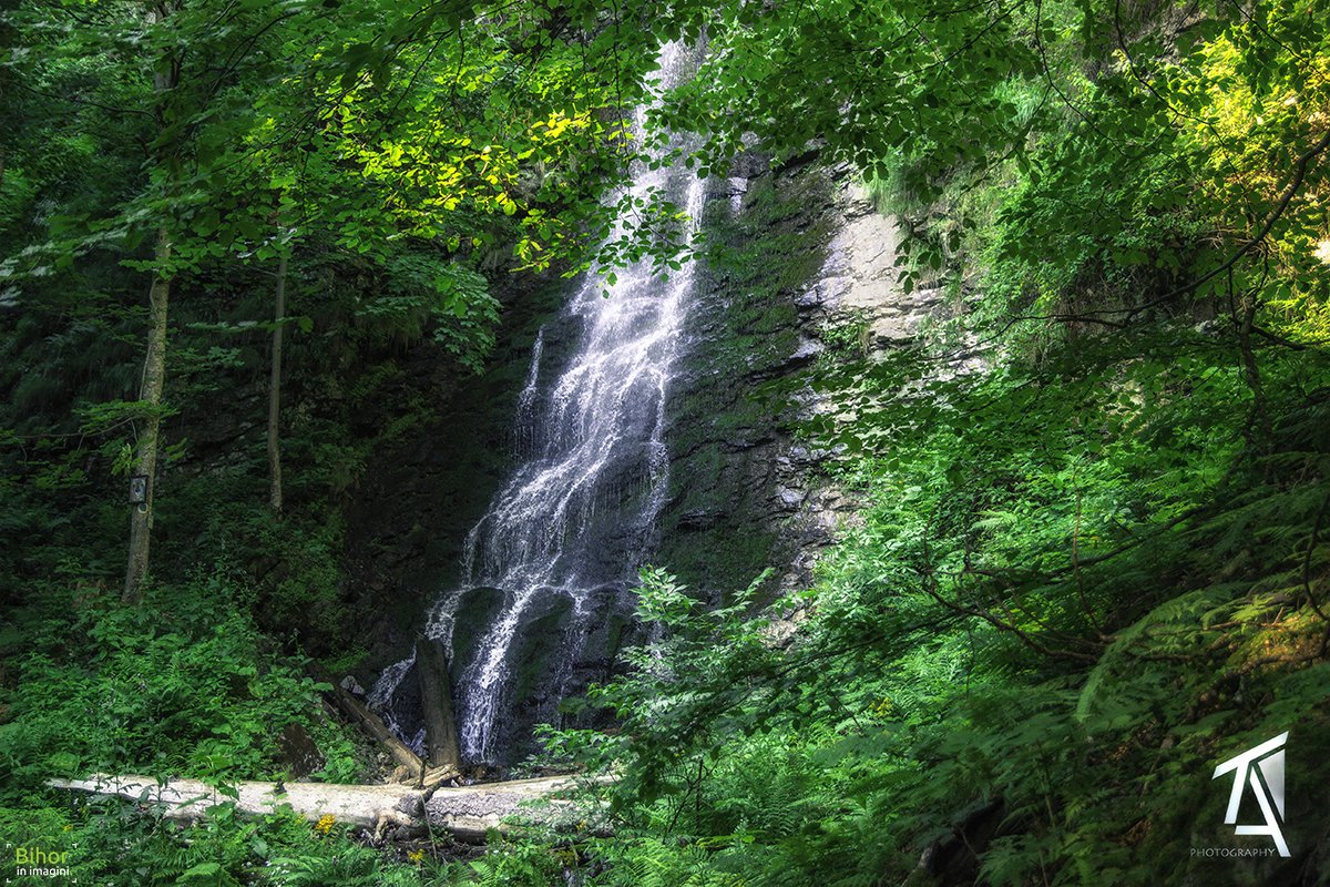Trail: Poiana village – The Holy Trinity waterfall – Băiţa village