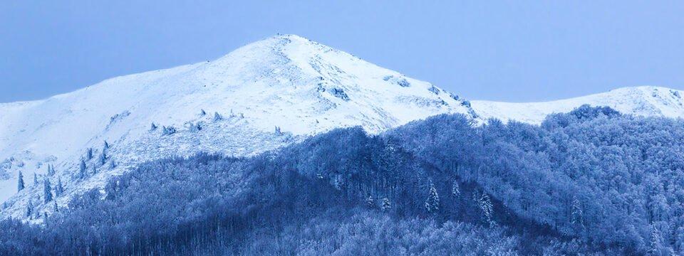 Cornul Munților peak
