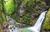 Cheile Galbenei din Munții Apuseni