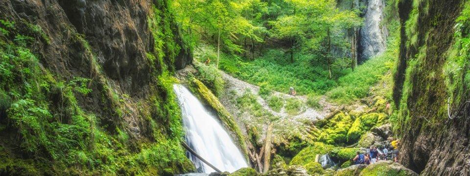 Zona turistică Padiș – Paradisul carstic al României