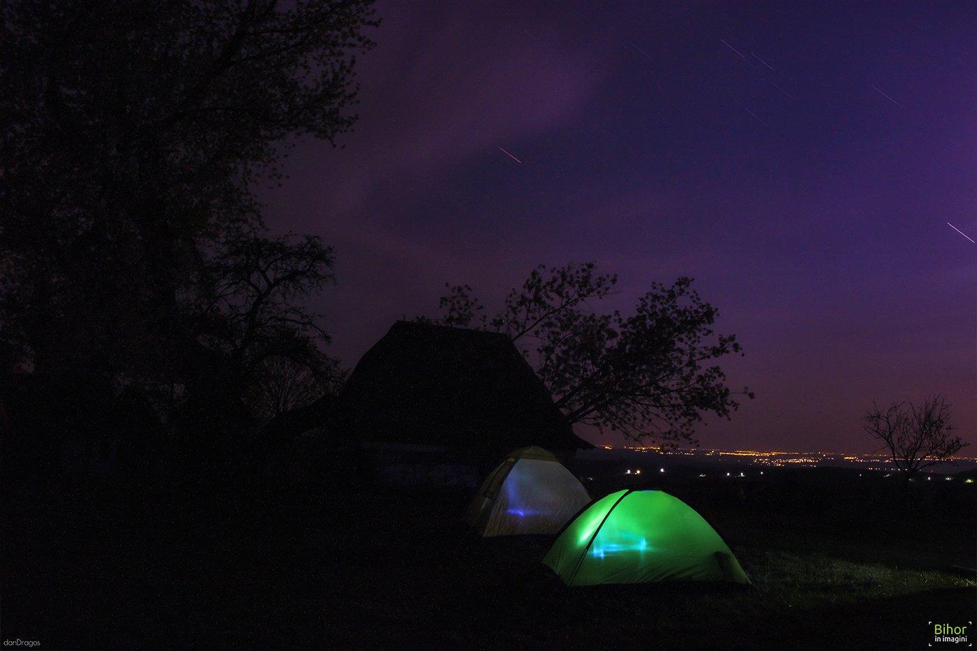 Noaptea pe Platoul Runcuri
