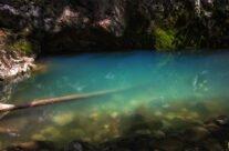 Izbucul Galbenei – un ochi de apă liniștit