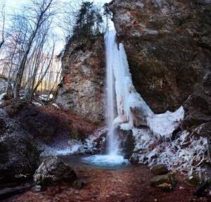 Cascada Bulbuci - Nagy Ivan