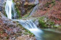 Cascada Boiului din Munții Pădurea Craiului