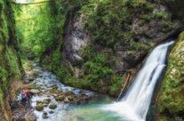 Cheile Galbenei – frumoasele chei din Apuseni