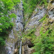 Canionul și Cascada Oșelu – refugiu in natura