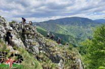 Traseu Via Ferrata Pietrele Negre – Vârtop